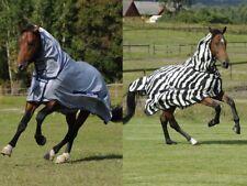 Bucas Buzz-off Full Neck - Zebra 165