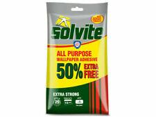 Solvite All Purpose Wallpaper Adhesive - 15 Roll Pack