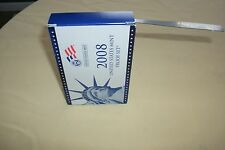 "1999-2008 Silver & Mint Proof Set, ""TOOL"" for Easily Opening the boxes .See pics"