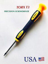 Magnetic T3 Torx Screwdriver Tool Mobile phone PC Electronics Repair USA