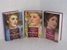 Helene de Champlain.La trilogie.Nicole FYFE-MARTEL.France Loisirs CV011