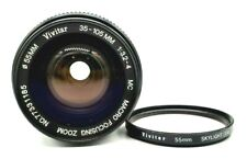 Vivitar 35-105mm 1:3.2-4 MC Macro Zoom Lens - Canon FD Mount