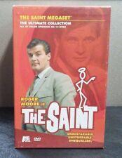 The Saint Megaset   (14 DVDs - All 47 Episodes)   LIKE NEW & NEW