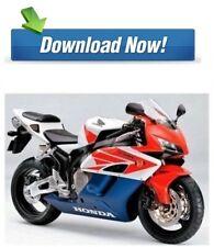 Honda CBR1000RR SC59 Owners Manual 2010-2011 Anleitungen ...