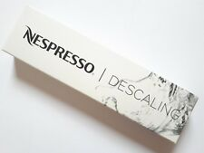 Nespresso Descaling Coffee Machine Cleaning Kit Official Genuine Product 2 packs