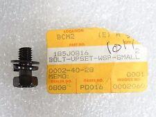 Kawasaki NOS NEW 185J0816 Small Upset Bolt 8x16 KLF KLF400 Bayou 1993-99