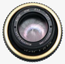 Bausch & Lomb 50mm f2.3 Baltar Leica M mount   #FF05
