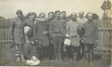 Vintage 1930s RPPC of Russian Men Postcard #0178