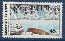 Marshall Islands 1989 World War 2 WW II Scott 241 Invasion of Finland W3 NH
