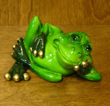 FROG resin Figurine from GSC #61171C  FROG, New From Retail Store, whimsical