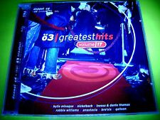 Ö3 GREATEST HITS 17 + GREATEST MOVIE HIT CD / JOE COCKER NICKELBACK QUEEN A-HA