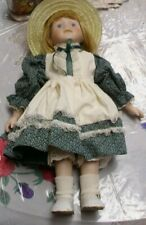 Porcelain Doll from Camelot with Blonde hair