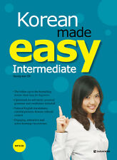 Korean Made Easy for Intermediate 2015.2 Published  Free Ship