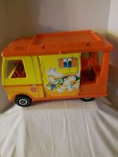 Barbie Country Camper play set 1970 mattel.