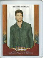 2009 Donruss Americana #31 Dylan McDermott Silver Proof #'d 032/250