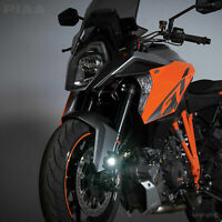 PIAA 1100p White LED All Terrain Pattern Light Kit for KTM Duke