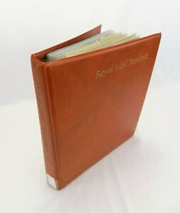 RM ALBUM & PHQ ROYAL MAIL POSTCARDS 1996-2000 COLLECTION JOBLOT
