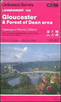 Gloucester and Forest of Dean by Ordnance Survey