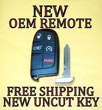 NEW OEM DODGE DURANGO SMART KEYLESS REMOTE PROX FOB 68150061 AC AB M3N-40821302