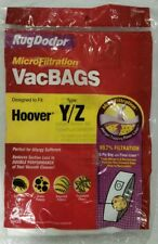 Rug Doctor 2 Micro-Filtration Vacuum Cleaner Bags for Hoover Type Y/Z