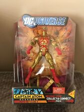 DC UNIVERSE CLASSICS WAVE 4 CAPTAIN ATOM VARIANT ACTION FIGURE MIP