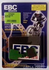 Tektro Auriga Twin / Sub / Volans EBC Resin Mountain Bike Brake Pads (CFA391)