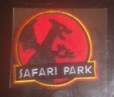 Safari Park Aufnäher Aufbügler