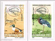 1999 Roemenië 5414-5415 Europa CEPT Nationale parken