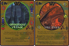 Defenders of the Realm: Battlefields – Greenleaf Village and Fire River - Ad-On