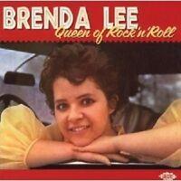 BRENDA LEE - QUEEN OF ROCK'N'ROLL  CD NEW!