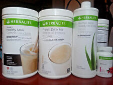 NEW! HERBALIFE FORMULA 1 SHAKE ANY FLAVOR,PROTEIN DRINK MIX,READY ALOE,TEA
