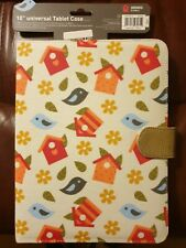 Birdhouse 10 inch Universal Tablet Case Ssmsung Galaxy/ Note fits most 10""