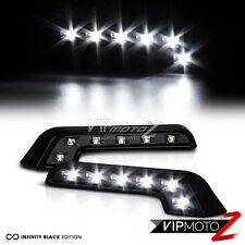 M-BenZ AMG Style Grille/Bumper LED Daytime Driving DRL Light SMD Running Lamp