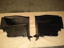 1969-1970 Mustang Fastback Fiberglass Interior Quarter Trim Panels pair US Made