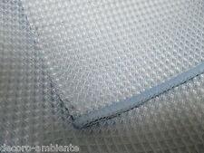 10 Mikrofaser Waffeltuch blau Mikrofaser  40 x 40 cm hellblau TÜV