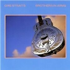 DIRE STRAITS Brothers In Arms - CD ALBUM - Remastered - Ships from Sydney