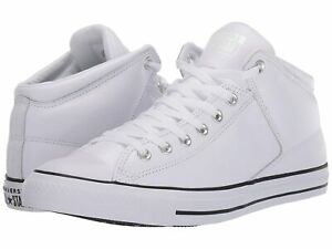 Adult Unisex Shoes Converse Chuck Taylor® All Star® Hi Street Leather