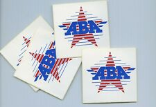 ABA - American Bicycle Association Decal - BMX Old School - Star Logo