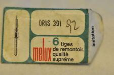 N.1 tiges Oris 391