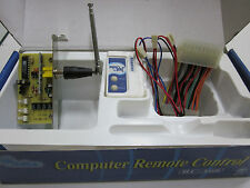 Just Cooler Computer Power and Reset Switch Remote Control Kit  Model RC-168