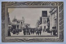 Belgium Brussels World Exhibition 1910 Postcard RARE