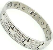 Magnetic Energy Power Bracelet Health Bio Armband cuff magnet