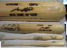 Game Used Uncracked Bat/Jason Giambi/Yankees