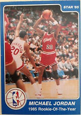1984 Star Michael Jordan #288 Basketball Card
