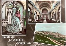 Saluti da GRECI ( Avellino )..................tre vedute.