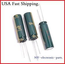 4x 4700UF 16V PANASONIC RADIAL ELECTROLYTIC CAPACITORS X-Pro Series 16V4700UF