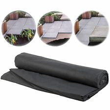 8 X 1.5M Weed Control Fabric Blanket Ground Cover Membrane Garden Landscape Mat