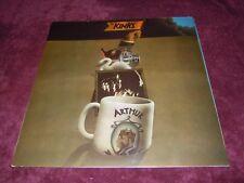 The Kinks Arthur Orig. RARE PYE UK 1969 Stereo 1st Press A-1 T/ B-2 T  Archive!