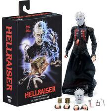 "Neca Hellraiser Pinhead Hell Priest Pinhead 7"" Ultimate Action Figure Model Gift"