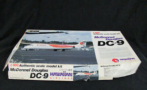Hawaiian Airlines McDonnell Douglas DC-9-51 : Pualani (flower of the sky) Logo